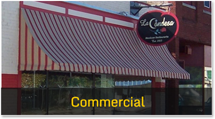 Godske Awnings & Textiles - Racine, Wi - Commercial Work